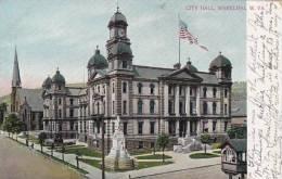 West Virginia Wheeling City Hall