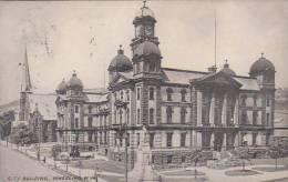 West Virginia Wheeling City Building 1908