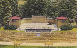 West Virginia Wheeling Amphitheatre Oglebay Park Artvue 1941