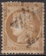 France N° 36 Obl. Cote : 85.00 € - 1870 Siège De Paris