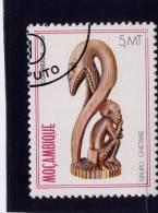 MOZAMBIC, 1981.  # 780 CTO  NH , CHIETANE - Mozambique