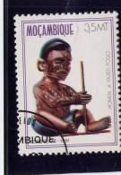 MOZAMBIC, 1981.  # 778 CTO  NH , MAN MAKING FIRE - Mozambique