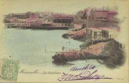 CPA Marseille: LesCatalans. - Quartiers Sud, Mazargues, Bonneveine, Pointe Rouge, Calanques