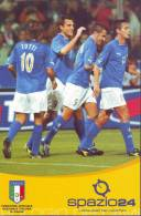 Inzaghi, Vieri, Nazionale Italiana Calcio - Voetbal