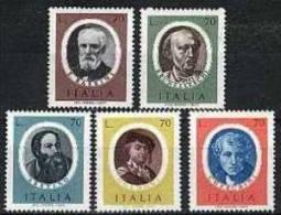 1977 - Italia 1375/79 C. Goldoni - Celebrità