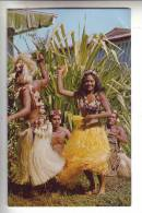 Un Tamouré Qui Reflete La Joie De Vivre Des Tahitiens - Tahiti
