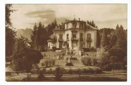 (w 7/8)  Luzern - Villa Haslihorn - LU Lucerne