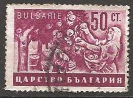 BULGARIE N° 372 OBLITERE - 1909-45 Royaume