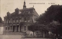 // 55 MONTIERS - SUR - SAULX / LA MAIRIE - Montiers Sur Saulx