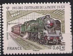 2012 Frankreich France  Mi. 5341**MNH  Pacific 231 KB - Ongebruikt