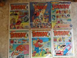 The Dandy , Fun For Boys And Girls ! - Lot De 23 Numéros - Bücher, Zeitschriften, Comics