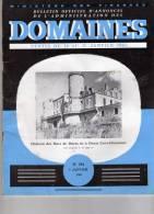 Bulletin Officiel D'Annonces D'Administration Des Domaines- N°294-Duras (L. Et G.)- Chateau De Duras Mise à Prix 600 NF - Livres, BD, Revues