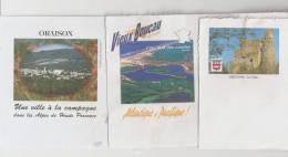 - 119 A - 5 OMSLAGEN - Documents Of Postal Services