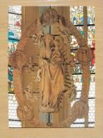 Madonna/ 1521year/  St Maria Im Weingarten Auf Dem Kirchberg Bei Volkach Am Main - Vergine Maria E Madonne