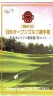 Télécarte Japon * TELEFONKARTE JAPAN * GOLF  * (2807) *  SPORT * PHONECARD * - Sport