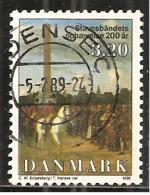 Dinamarca-Denmark Yvert Nº 926 (usado) (o). - Dinamarca