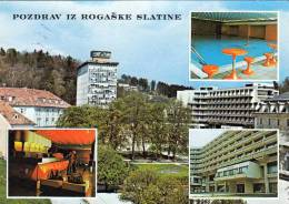 Jugoslawien, POZDRAV IZ ROGASKE SLATINE, Gelaufen, Sondermarke - Jugoslawien
