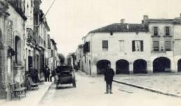 CREON - GIRONDE - PEU COURANTE CPA ANIMEE. - France