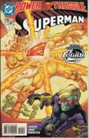 DC Superman 119 Power Struggle Sunburned! - DC