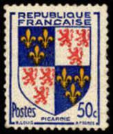 951 - Armoirie De Picardie - Francia