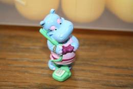 Kinder Surprise = Die Happy Hippo Compagny / Les Hyppo Aux Travail 1994 Sans Bpz - Monoblocchi