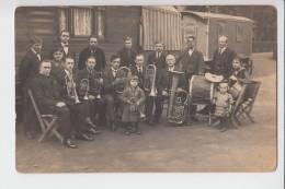 CIRCUS - ZIRCUS ALTHOFF, Kapelle 1925 In Leichlingen/Rheinland - Circus