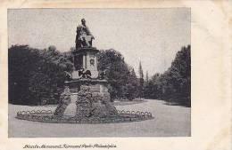 Lincoln Monument, Fairmount Park, Philadelphia, Pennsylvania,  00-10s - Philadelphia