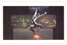 L´Energie Rayonnante De Paris Lumière - Tour Eiffel - De Jeanne Renucci-Convers,sculpture (bronze) - 1955 - - Sculture