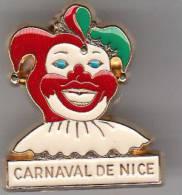 Pin´s - Carnaval De Nice (Joker) - Cities
