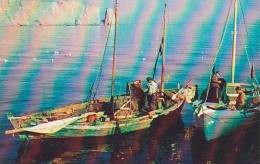Canada Quebec Perce Fishing Boats