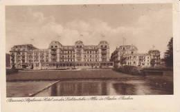 Germany Baden Baden Brenners Stephanie Hotel an der Lichtentaler