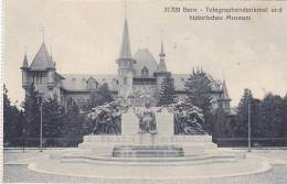 Switzerland Bern Telegraphendenkmal und historisches Museum