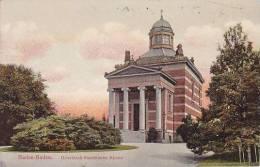 Germany Baden Baden Griechische und Rumaenische Kirche