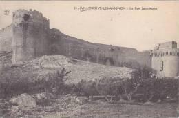 France Avignon Le Fort Saint Andre