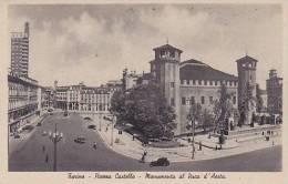 Italy Torino Piazza Castello Monumento al Duca d'Aosta