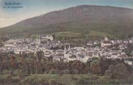 Germany Baden Baden von der Leopoldhoehe