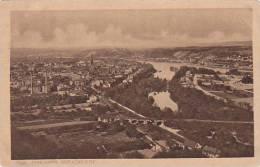 Germany Koblenz Panorama 1919