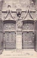 France Avignon Portes de l'Eglise Saint Pierre