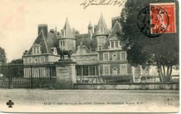 CPA 03 ENVIRONS DE VICHY CHATEAU DE RANDAN FACADE N.O. 1907 - Vichy