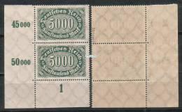 D.R.Nr.256bII,postfrisch,gep., - Deutschland