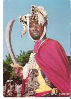 Republique De Guinee  Acteur De La Troupe Artistique De Mamou - Guinea