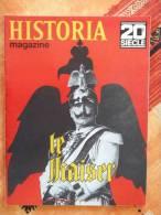 Magazine HISTORIA 20ème Siècle N°102 De 1969 - LE KAISER Guillaume II - Sommaire Voir Photo - Histoire