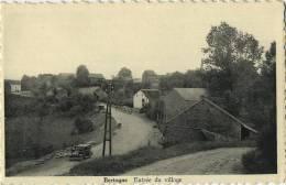 Bertogne :  Entrée De Village - Bertogne