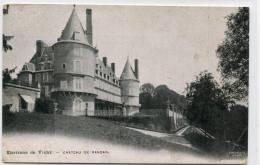 CPA 03 ENVIRONS DE VICHY CHATEAU DE RANDAN - Vichy