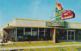 Florida Daytona B &amp  B Fisheries Restaurant