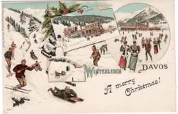 DAVOS WINTERLEBEN A MERRY Christmas ! - GR Grisons