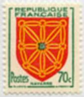 1000 - Armoirie De Navarre - Francia