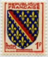 1002 - Armoirie Du Bourbonnais - Francia