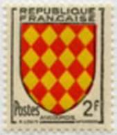 1003 - Armoirie De L'Angoûmois - Francia