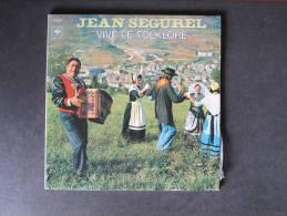 "Jean Segurel  ""vive Le Folklore"" - Collector's Editions"